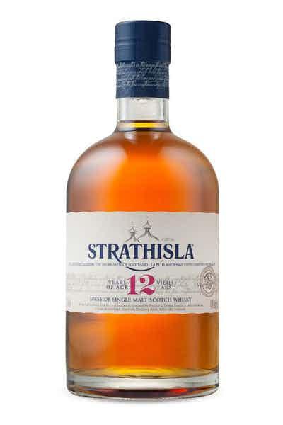 Strathisla 12 Year Scotch
