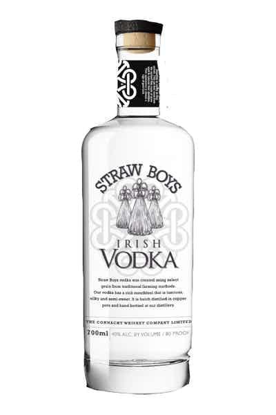 Straw Boys Irish Vodka