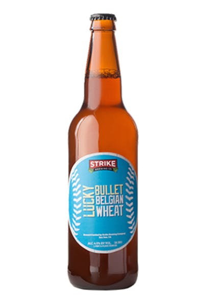 Strike Lucky Bullet Belgian Wheat