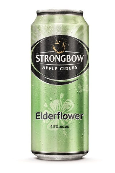 Strongbow Elderflower
