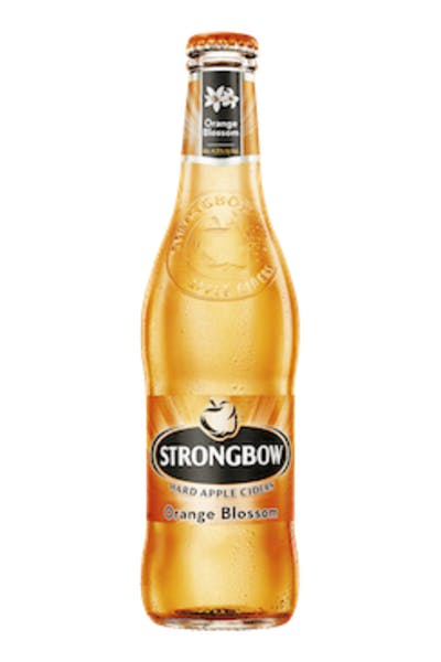 Strongbow Orange Blossom
