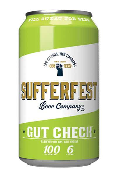 Sufferfest Beer Gut Check IPA