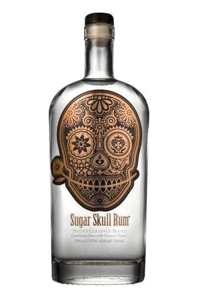 Sugar Skull Coconut Blend Rum
