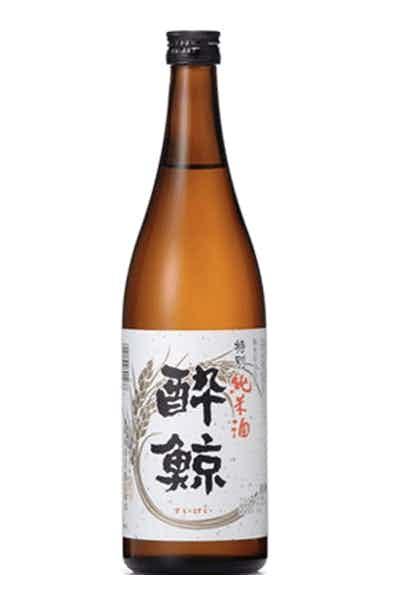 Suigei Tokubetsu Junmai Sake