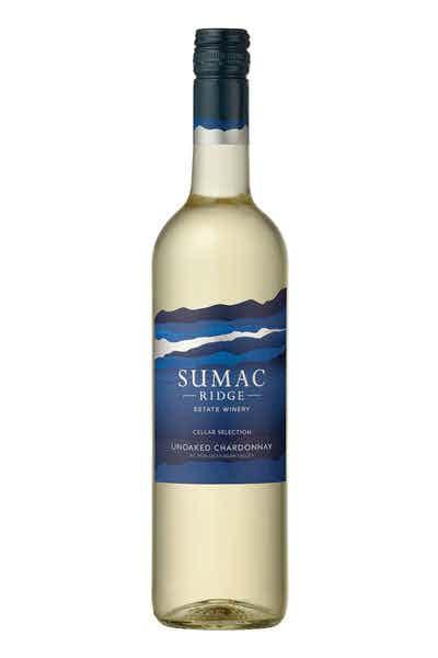 Sumac Ridge Unoaked Chardonnay