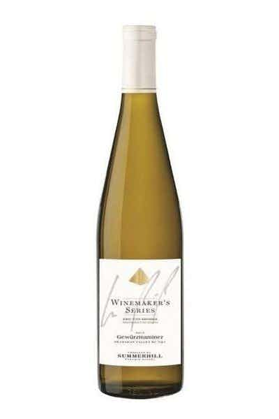 Summerhill Winemaker's Series Gewurztraminer