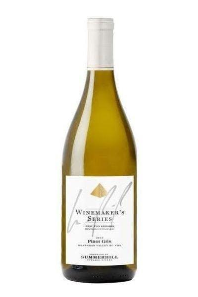 Summerhill Winemaker's Series Pinot Gris