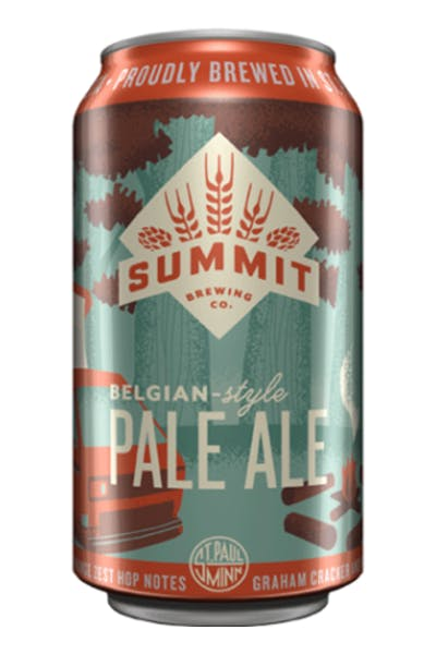 Summit Belgian Style Pale Ale