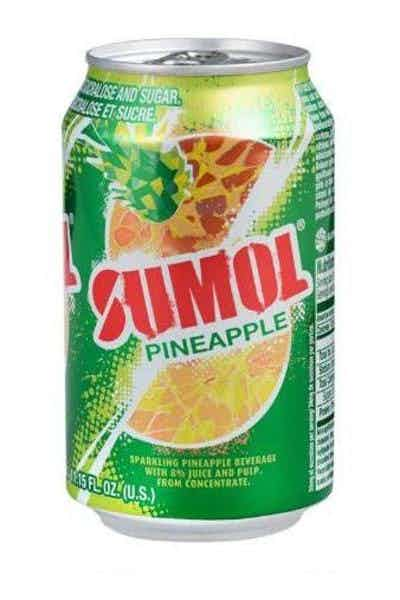 Sumol Pineapple Soda