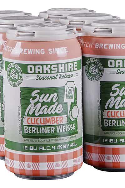 Sun Made Sour Cucumber Berliner Weisse