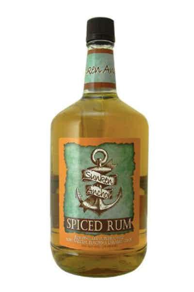 Sunken Anchor Spiced Rum