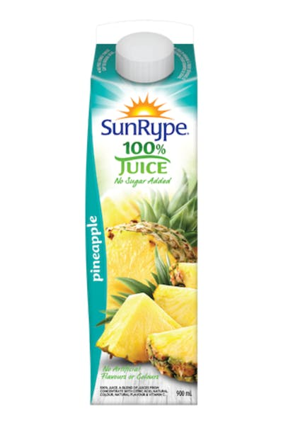 Sunrype Pineapple Juice
