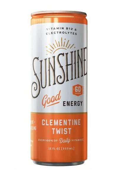 Sunshine Clementine Twist