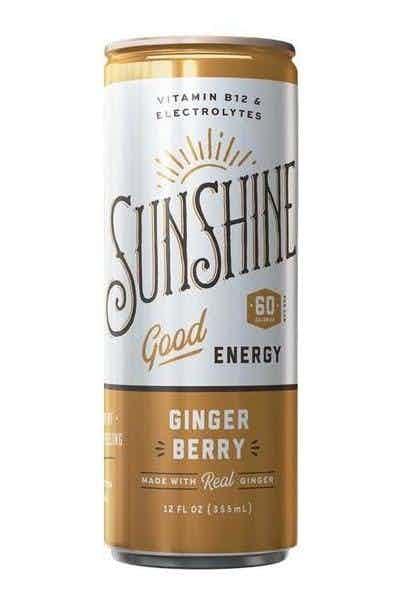 Sunshine Ginger Berry