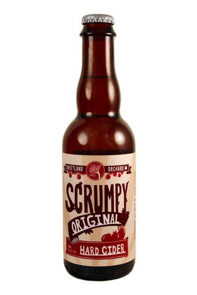 Sweetland Orchard Scrumpy Original Cider