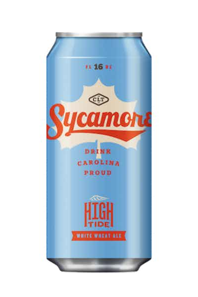 Sycamore Brewing High Tide Wheat Ale