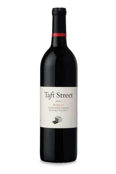 Taft Street Winery Alexander Valley Merlot