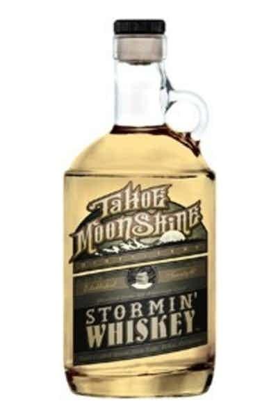 Tahoe Moonshine Stormin' Whiskey