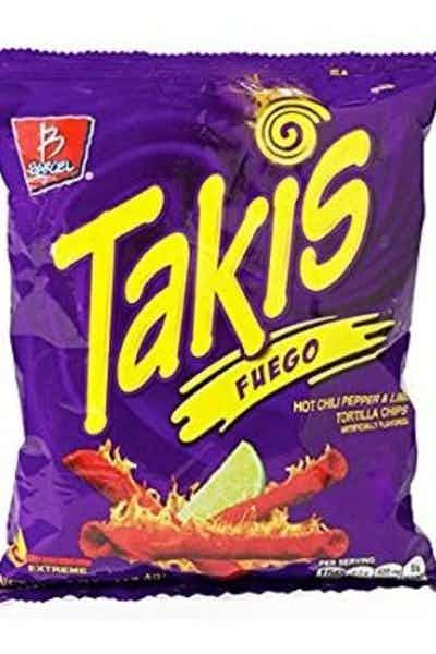 Takis Fuego Chili & Lime