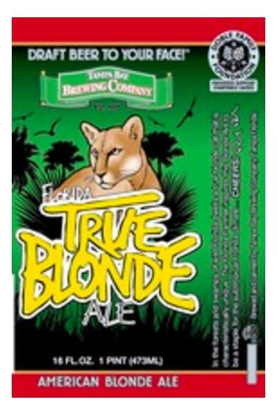 Tampa Bay Brewing Company True Blonde Ale