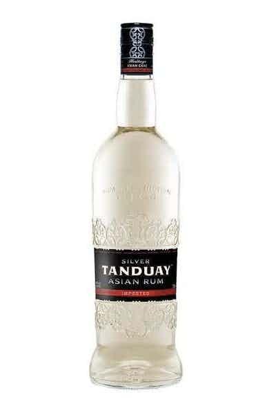 Tanduay Silver Rum