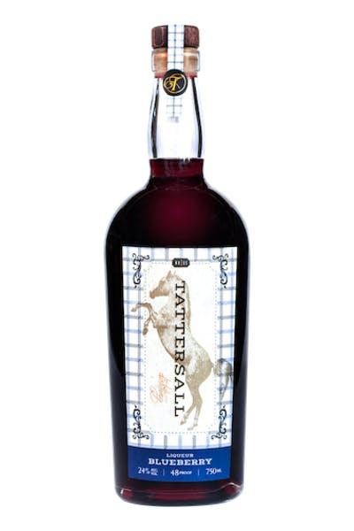 Tattersall Blueberry Liqueur