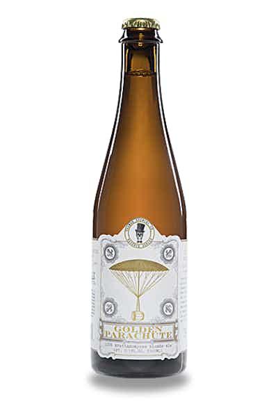 Taxman Golden Parachute Brett Blonde Ale