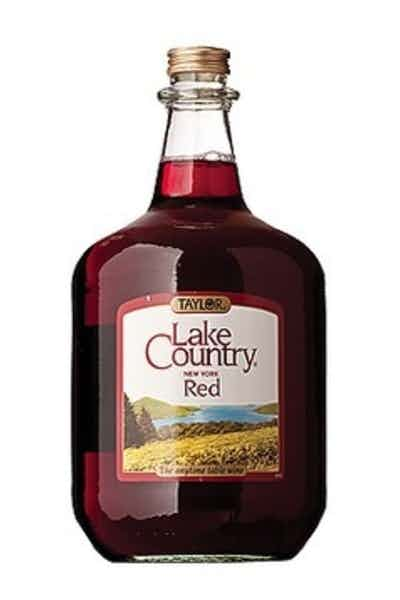 Taylor Country Cellars Red Table Wine