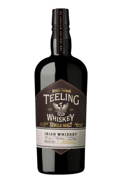 Teeling Single Malt Irish Whiskey