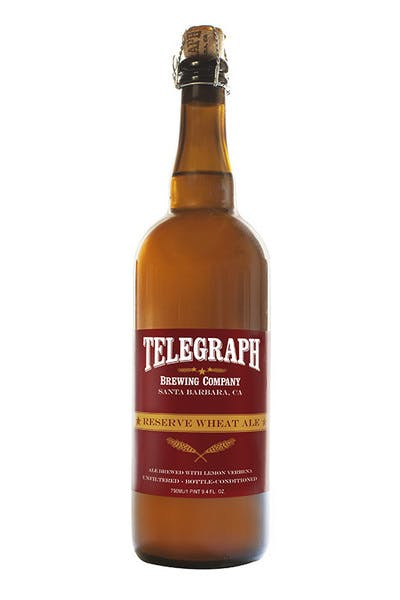 Telegraph Reserve Sour Wheat Ale