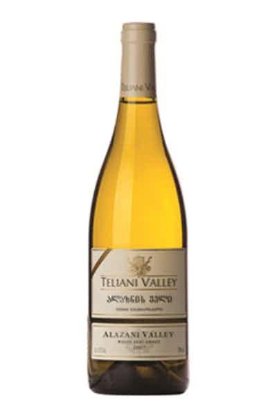 Teliani Valley Alazani Valley Semi Sweet White