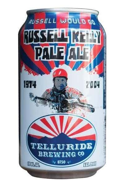 Telluride Russell Kelly Pale Ale