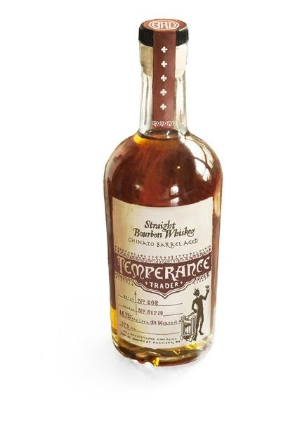 Temperance Barrel Straight Bourbon