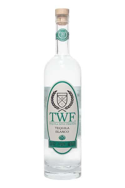 Tequila with Friends (TWF) Tequila Blanco