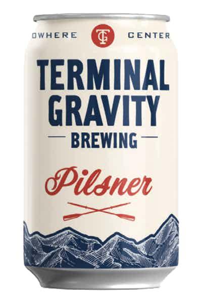 Terminal Gravity Pilsner