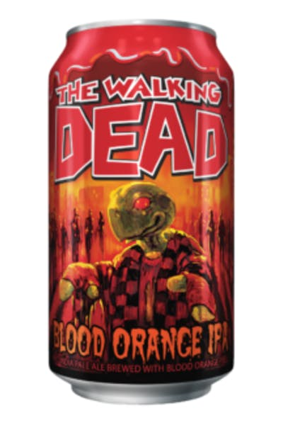 Terrapin Walking Dead Blood Orange IPA