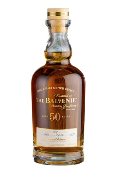 The Balvenie 50 Year