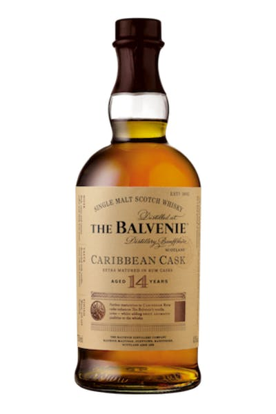 The Balvenie 14 Year Caribbean Cask