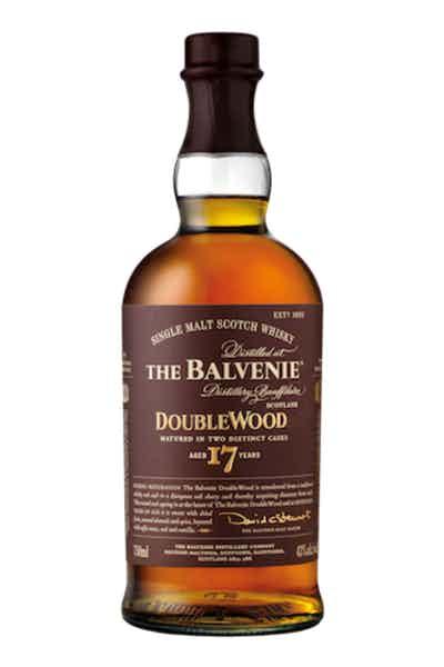 The Balvenie 17 Year Old DoubleWood Single Malt Scotch Whisky