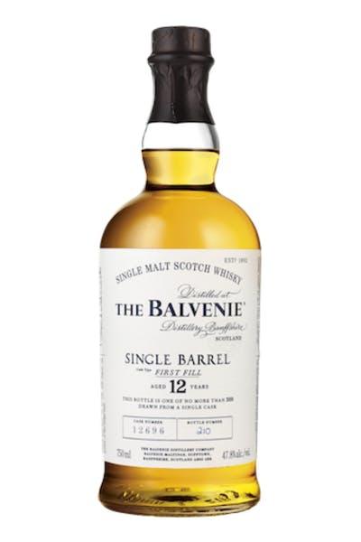 The Balvenie Single Barrel 12 Year Old