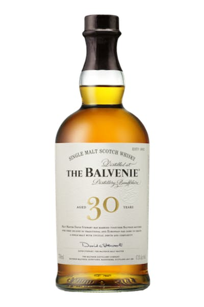 The Balvenie Single Malt 30 Year