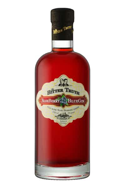 The Bitter Truth Sloeberry Blue Gin