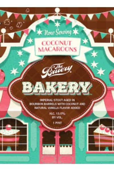 The Bruery Bakery: Coconut Macaroon's Imperial Stout