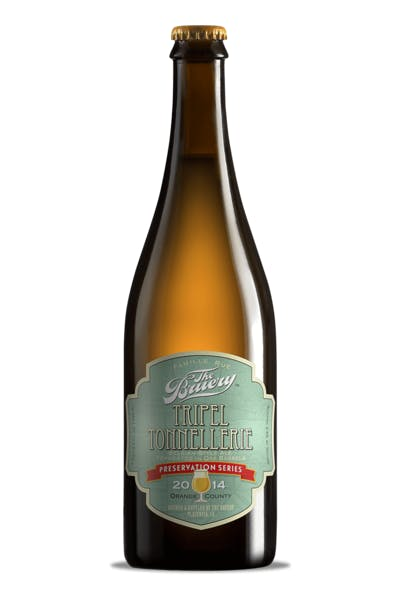The Bruery Tripel Tonnellerie