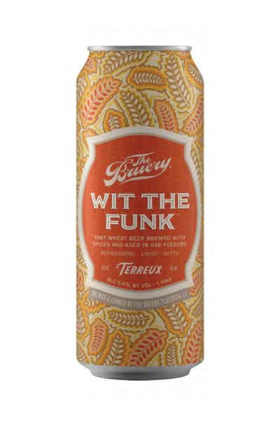 The Bruery Wit The Funk