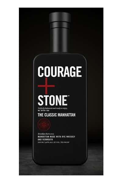 Courage + Stone The Classic Manhattan
