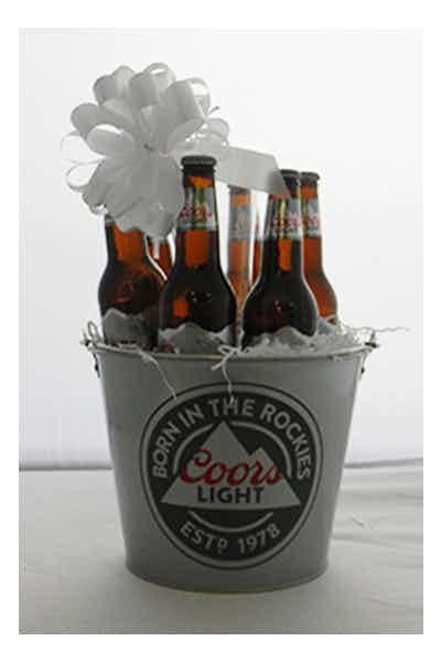 The Coors Light Bucket