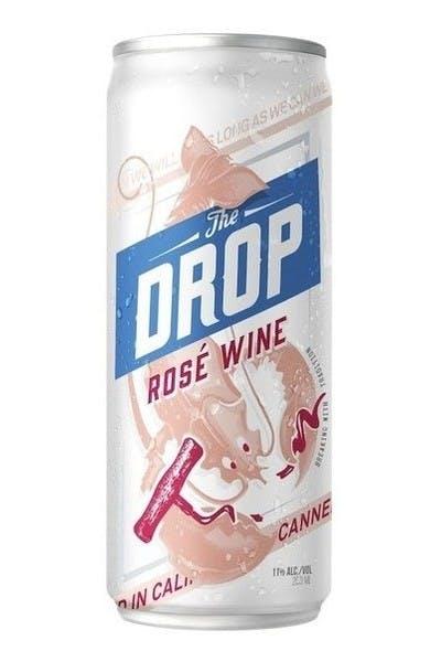 The Drop Rosé Wine