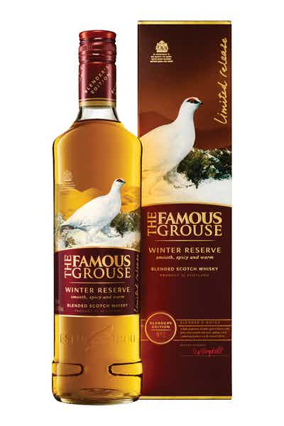 The Famous Grouse Winter Reserve Blended Scotch Whisky