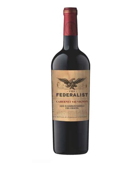 The Federalist Bourbon Barrel Aged Cabernet Sauvignon